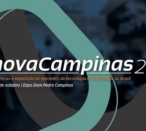 Tekcapital presenting at the Inova Campinas Exhibition 2019 in Brazil